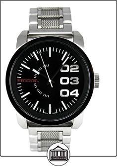 DIESEL DZ1370 - Reloj (Reloj de pulsera, Masculino, Acero inoxidable) de  ✿ Relojes para hombre - (Gama media/alta) ✿