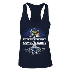 Dallas Cowboys - Living Roots (New York)