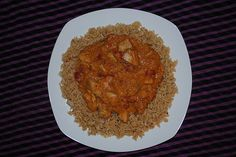 Mafe Tiga (Guinean chicken and peanut stew)