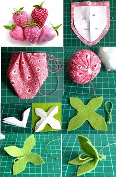 Wonderful Choose the Right Fabric for Your Sewing Project Ideas. Amazing Choose the Right Fabric for Your Sewing Project Ideas. Cute Crafts, Felt Crafts, Diy And Crafts, Sewing Hacks, Sewing Crafts, Sewing Projects, Felt Flowers, Fabric Flowers, Crocheted Flowers