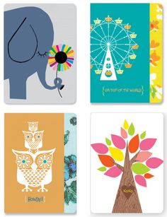 cute illustrations for greeting card designs