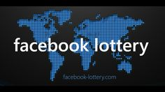 Creating the world's largest social network lottery, that would be solely submitted, processed & designated to each facebook profile.