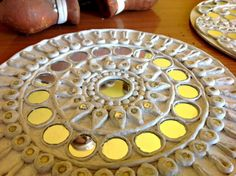 Deco ceramic wave diy   DIY Lippan Work: Video Tutorial
