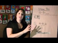 Mental Math Strategies youtube site for addition and subtraction