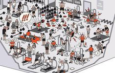 10 Simple Rules of Gym Etiquette  https://www.menshealth.com/fitness/gym-etiquette-10-simple-rules?utm_source=facebook.com