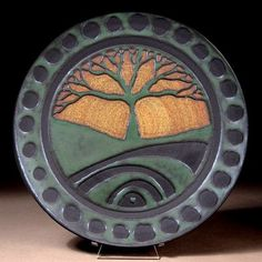 The Orchard Gallery of Fine Art, Pottery-Kristy Jo Beber