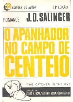 O Apanhador no Campo de Centeio, de J.D. Salinger
