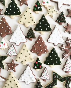 60 Easy Christmas Treats That'll Make Holiday Baking Even More Joyful The only thing more fun than making these sweets is eating them! Christmas Mood, Noel Christmas, Merry Little Christmas, Christmas Goodies, Christmas Desserts, Christmas Treats, Christmas Baking, Holiday Fun, Christmas Decorations