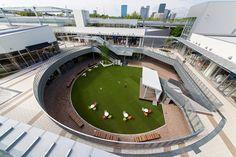 morinomiya mall osaka | keep fit while you shop
