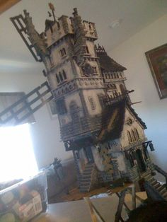 Terrain, Warhammer Fantasy, Windmill