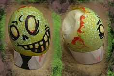 Zombie Boiled Eggs