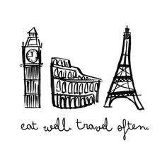 eat well travel often Eating Quotes, Hello December, Travelogue, Wall Quotes, Quotable Quotes, Life Goals, Eating Well, Travel Quotes, Quote Of The Day