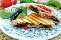 Çıtır Akdeniz Tostu