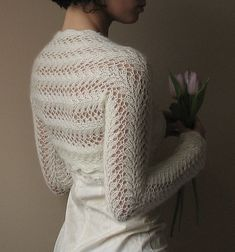 Ravelry: fasOLAAA's Long sleeve wedding shrug