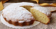 La torta panna e limone è un dolce da credenza dalla consistenza morbidissima e burrosa e dal profumo delicato di panna e limone..una vera goduria!
