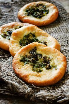 Bread Bun, Chapati, Pitta, Spanakopita, Bon Appetit, Italian Recipes, Impreza, Good Food, Food And Drink