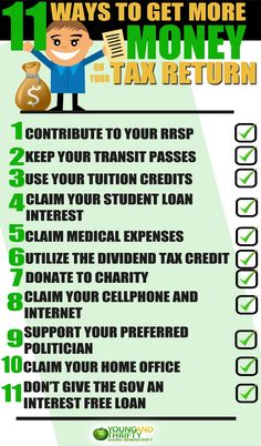 It's that time of year again! TAX TIME! Here are some tax tips on how to get more money from your tax return using free and paid programs via @kyle_prevost
