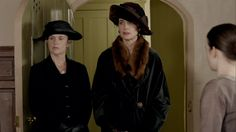 Cora Crawley  Downton Abbey Costume designer Susannah Buxton