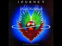 Journey - Sweet And Simple. Love Journey. Steve Perry's voice...wow! The harmonizing with the rest of the band, simply amazing. (It's what I like to do)