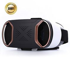 Sunnyfair 3D VR Headset Virtual Reality Comfortable VR Glasses For Mobile Games #Sunnyfair