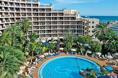 Gran Canaria Princess - Playa del Ingles, Espanja - Finnmatkat #Finnmatkat