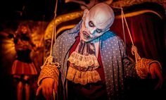 Knots Scary | Knott's Berry Farm Revamps Halloween Haunt 2013, But Will Their ...