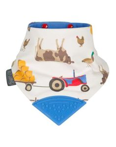 Buy Cheeky Chompers for Baby Joule Neckerchew Bib, Farmer Joules from our Bibs range at John Lewis & Partners. Free Delivery on orders over Toddler Outfits, Baby Boy Outfits, Cheeky Chompers, Teething Bibs, Joules Uk, Dribble Bibs, Pink Polka Dots, Animal Design