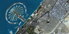Dubai, UAE – PlanetSAT 15 satellite image (12/2013)