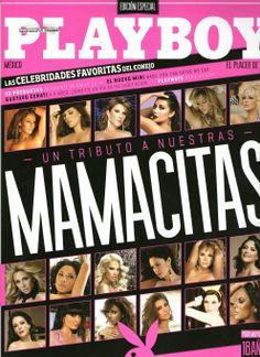 Kerri Kendal Playboy México Edición MAMACITAS Mayo 2014 [PDF Scan] | FamosasMex