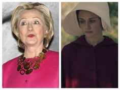 Hillary Clinton tells Planned Parenthood 'The Handmaid's Tale' is cautionary for us. Wait … what?