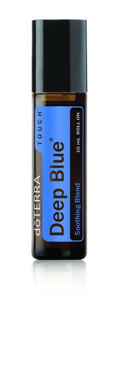 Deep Blue Touch