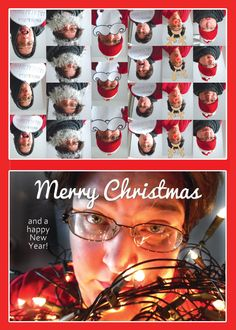 Christmas letter 2014 outside