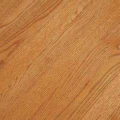 Bruce Natural Reflections Oak Butterscotch 5/16 in.Thick x 2-1/4 in.W x Random Length Solid Hardwood Flooring(40 sq. ft./case)-C5016 - The Home Depot