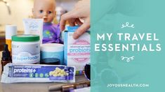 My Top Healthy Travel Essentials Joyous Health, Holistic Nutritionist, Need A Vacation, Healthy Living Tips, Travel Essentials, Superfoods, Happy Life, Whole Food Recipes, Life Is Good