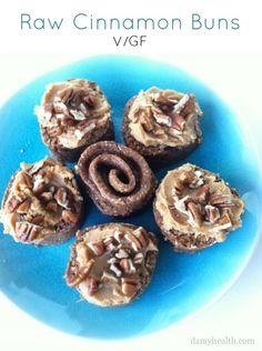 These are truly divine!!!! #Vegan #nobake Cinnamon Buns #vancouver http://www.damyhealth.com/2012/08/raw-cinnamon-buns/