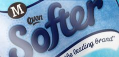 #branddesign #branding #packaging #packagingdesign #typography #morrisons #supermarket #toiletpaper