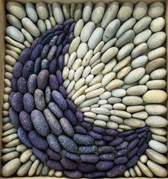 pebbles mosaic - חיפוש ב-Google Mehr