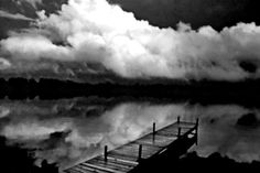 Buy Clouds off dock, Black and white photograph (giclée) by Mark Goodhew on Artfinder. Discover thousands of other original paintings, prints, sculptures and photography from independent artists.
