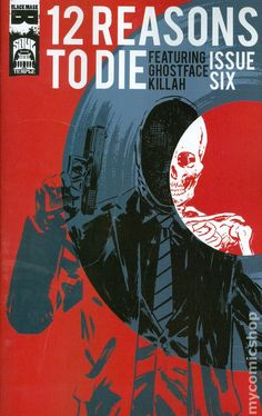 Twelve Reasons to Die (2013 Black Mask) 6Black Mask Comics Modern Age comic book covers indy independent obsure