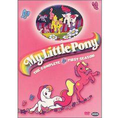 100101eca6b My Little Pony  The Complete First Season  29.96 My Little Pony Dvd