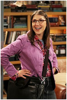 BRILLIANT Mayim Bialik: After finishing up her role as the eponymous, precocious heroine of TV's Blossom in 1995, Bialik largely disappeared from the screen. She went to UCLA, where she finished her PhD in neuroscience in 2008. Having earned her geek bona fides, she now plays a neurobiologist on The Big Bang Theory – making her one of very few actors who can say that she's a doctor and plays one on TV.