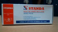 Thiết bị bảo vệ Standa sử dụng cho tủ lạnh, tủ đông, tivi...