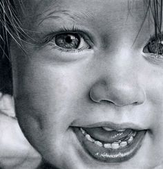 Amazing graphite drawings by young artist  Andy Buck . Incredible detail to expression and perspective.