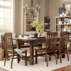 Emerson Extending Dining Table