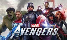 Making the Mighty Sound of Marvel's Avengers game: | A Sound Effect Marvel Games, Marvel Heroes, New Avengers Game, Xbox One, Injustice Game, Hit Games, Ps4, Hawkeye, Captain America