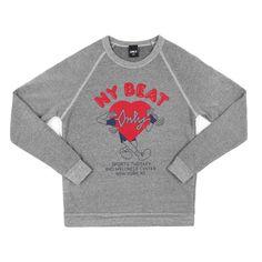 NY Beat Crewneck