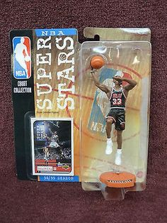 Nba Action Figures, Alonzo Mourning, Miami Heat, Superstar, Baseball Cards, Play, Collection, House, Home