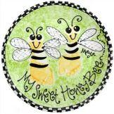 Sweet Honeybee Feet