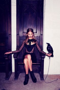 "Seriously Ruined: FOR LOVE AND LEMONS // ""INTERVIEW WITH A VAMPIRE"" FALL 2013 COLLECTION"