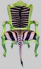 Tänkte jag skulle välja ut några få bilder på pimpade möbler att visa upp här, det gick inte :-) Här kommer en hel rad av coola stolar. Dat...